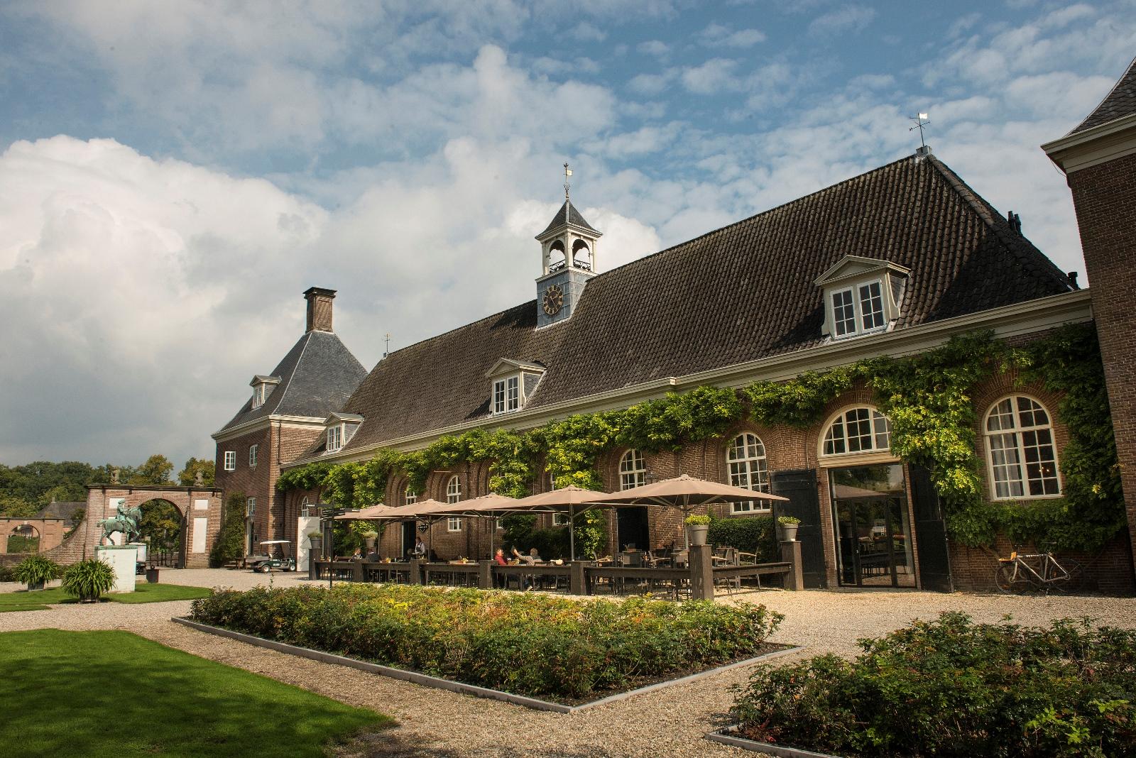 Exterieur restaurant Bentinck