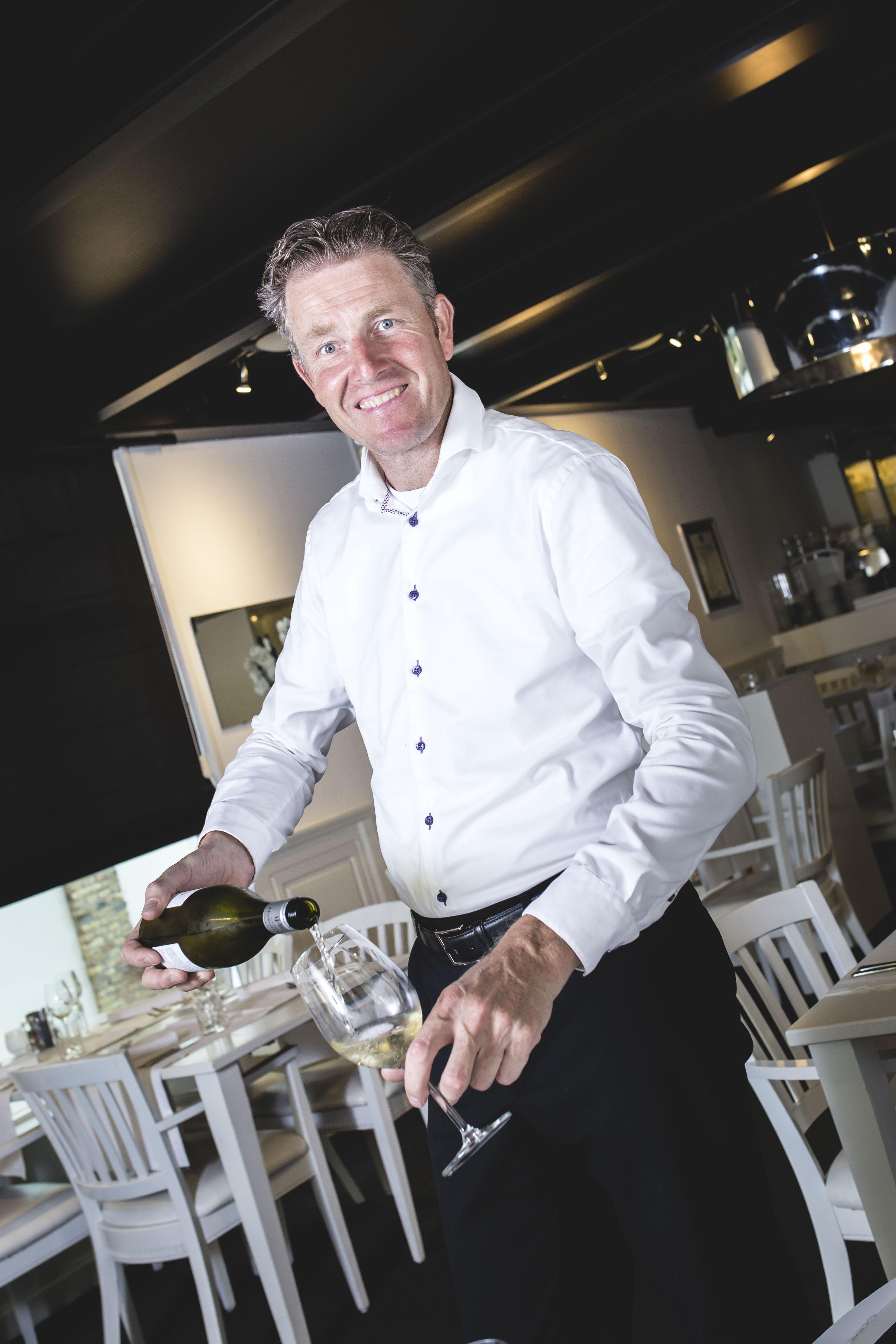 Johan Schotanus van restaurant De Jouster Tour
